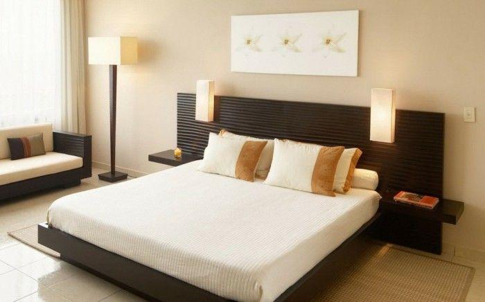Schlafzimmer Wandfarbe Ideen in 140 Fotos   Warm bedroom colors, Bedroom colors, Warm bedroom