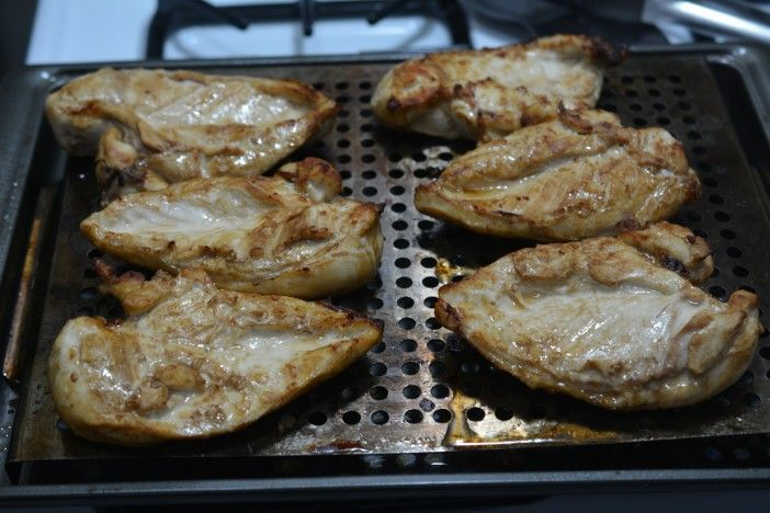 tequila Chicken Broiled
