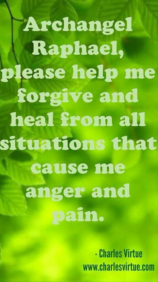 Archangel Raphael | Prayers/spirituality/self-preservation