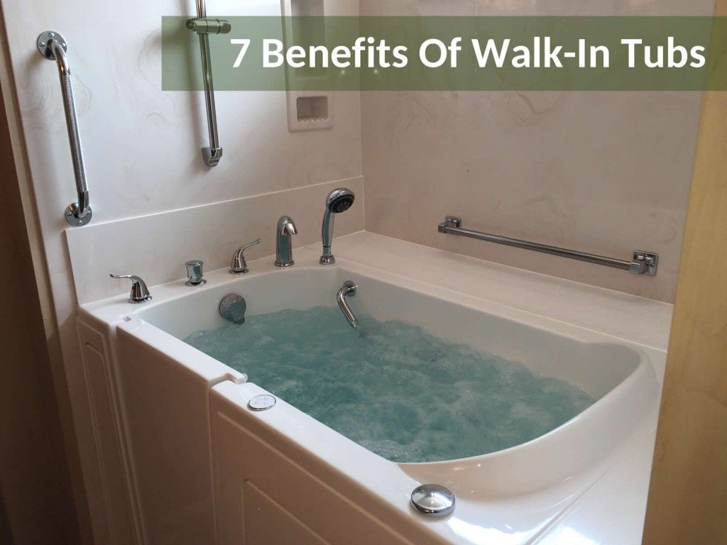 7 Benefits of Walk-In Tubs - help the seniors in your lift feel safe ...