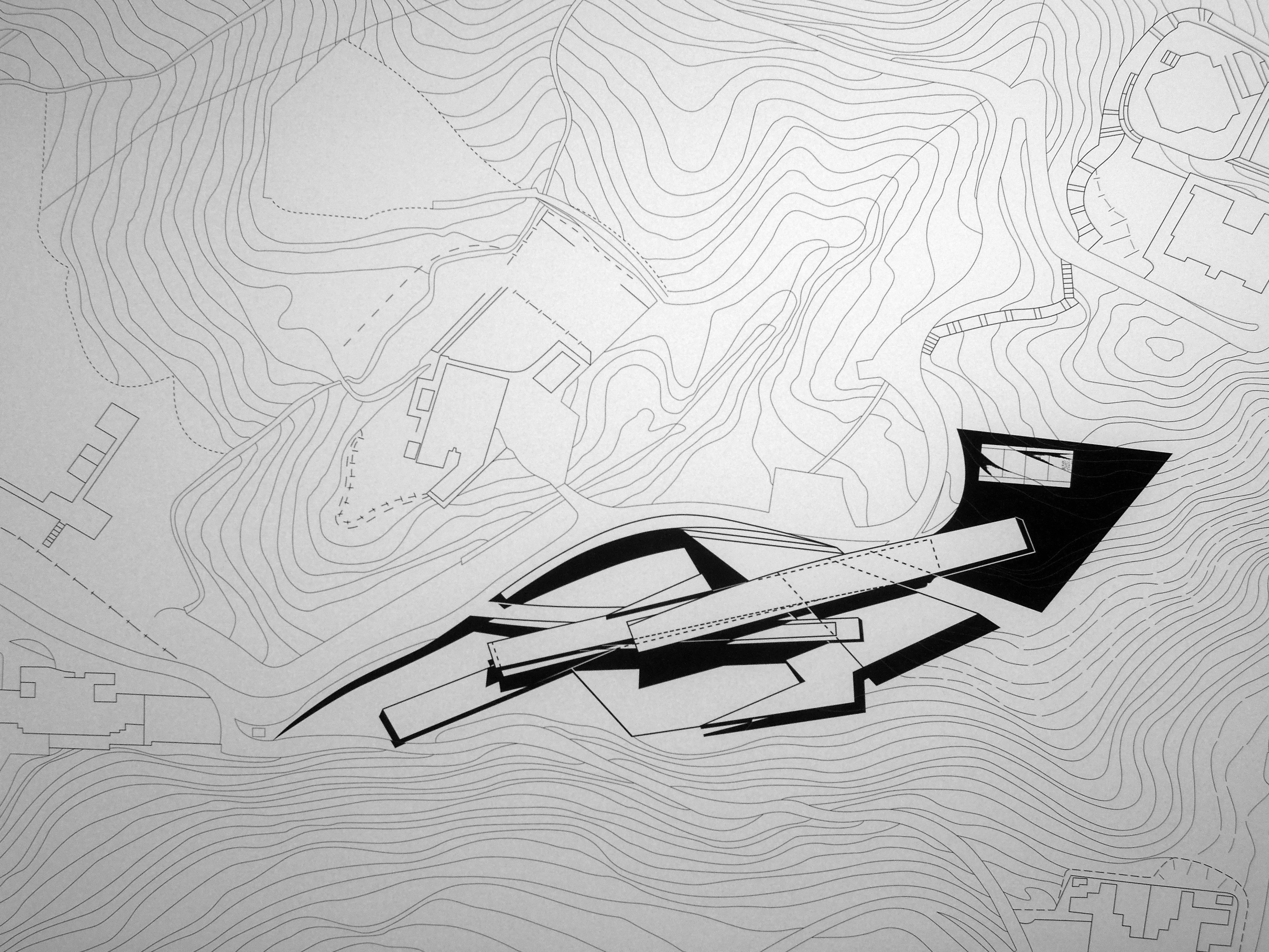 Hong kong peak drawing zaha google search point line plane hong kong peak drawing zaha google search publicscrutiny Images