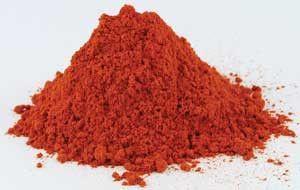 Sandalwood powder red 1oz (Pterocarpus santalinus)
