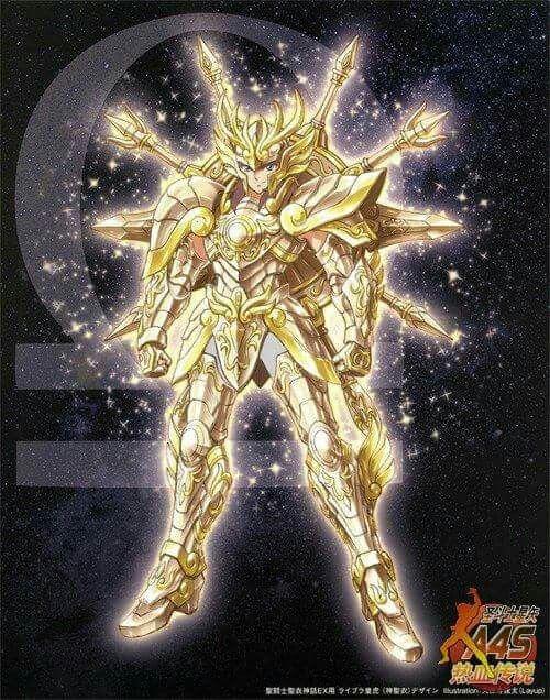 Dohko de  libra armadura divina