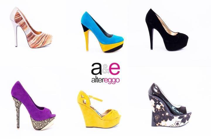 Nueva colección de zapatillas, ven por tu favorita