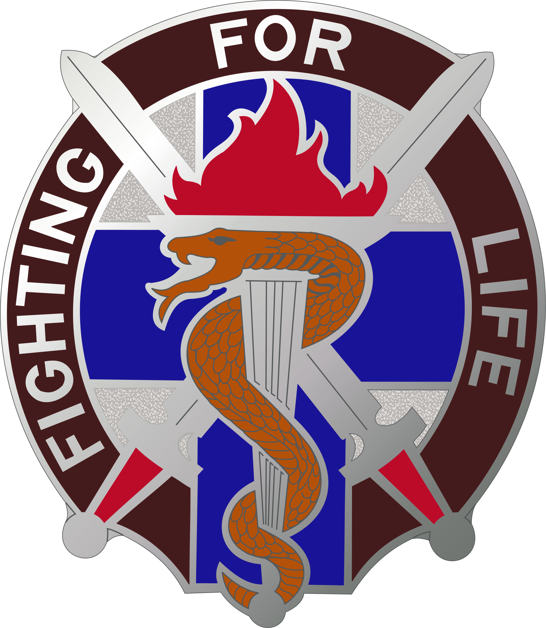 Pin on USA Army. Medical & Veterinary