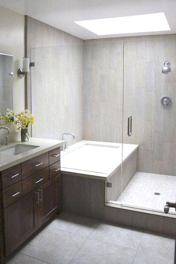 Don T Let A Small Bathroom Be A Barrier To Creating Your Dream Bathroom We Ve Got All The S In 2020 Small Full Bathroom Full Bathroom Remodel Bathroom Remodel Shower