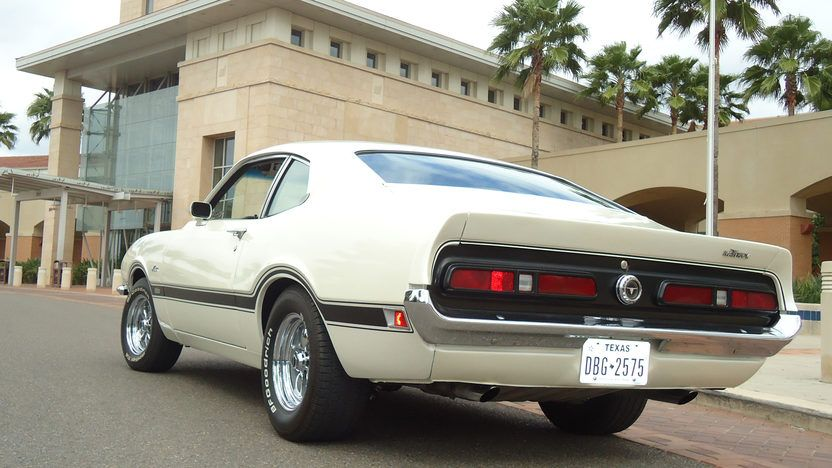 1972 Ford Maverick 3 Ford Maverick Ford Ford Granada