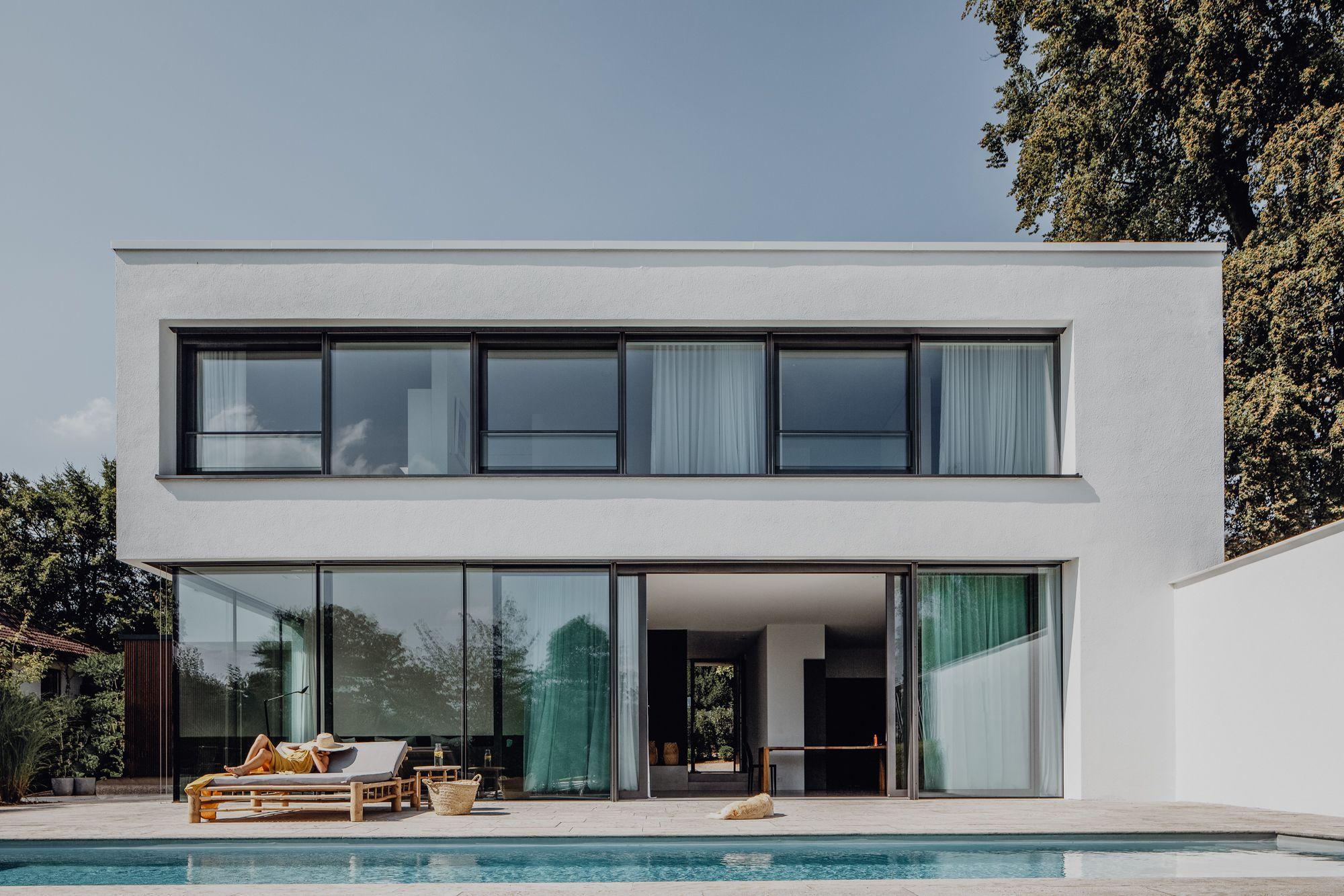 maison #modern #design #aesthetic #interior #building #office #space ...