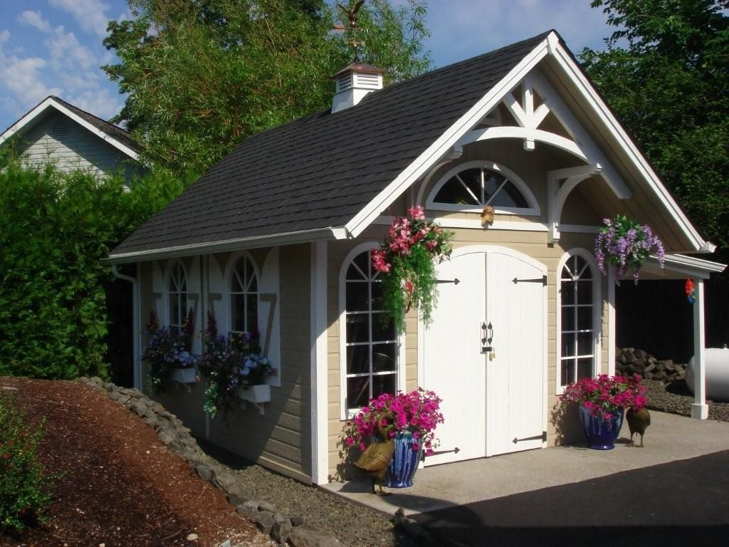 12 X 16 Telluride Garden Shed In Olympia Wa Shed Storage Garden Storage Shed Garden Shed