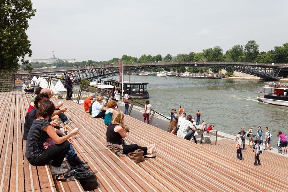 Promenade des Berges de la Seine - Google Search