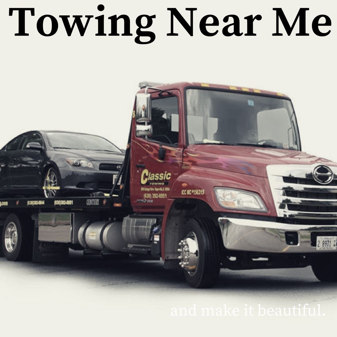 TowingNearMe Towing service, Towing, Naperville