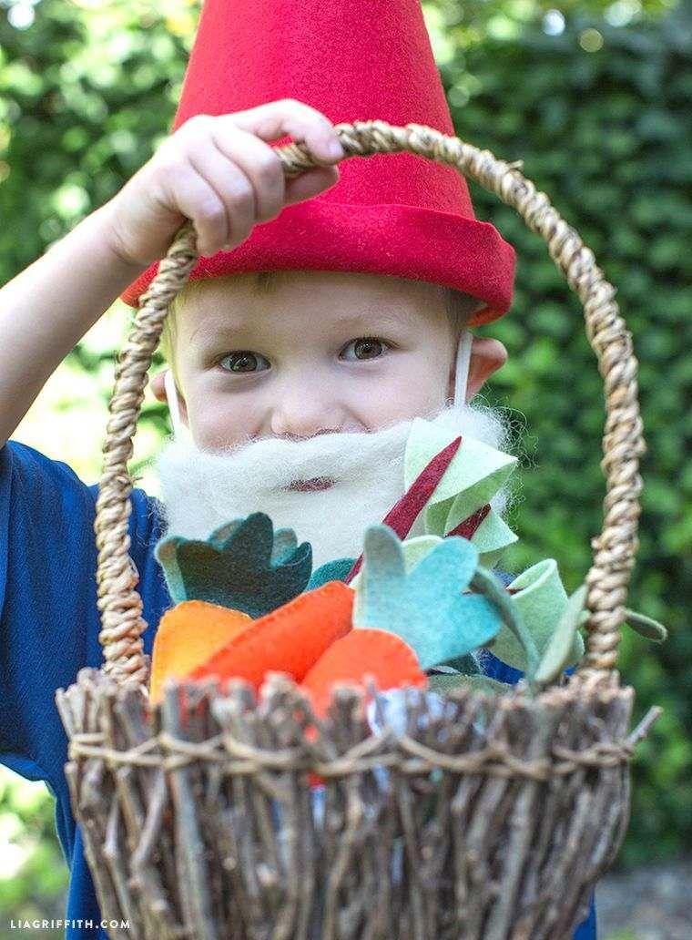 garden dwarf halloween costume for boys diy costume ideas. Black Bedroom Furniture Sets. Home Design Ideas