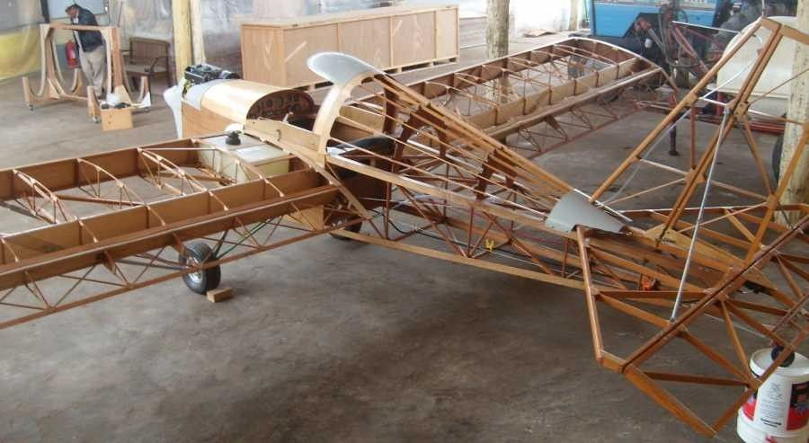 1600R Sport Aircraft Kits and Plans  Enclosed cockpit