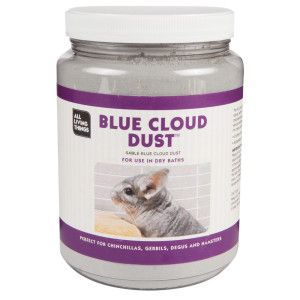 All Living Things® Small Animal Blue Cloud Dust Grooming
