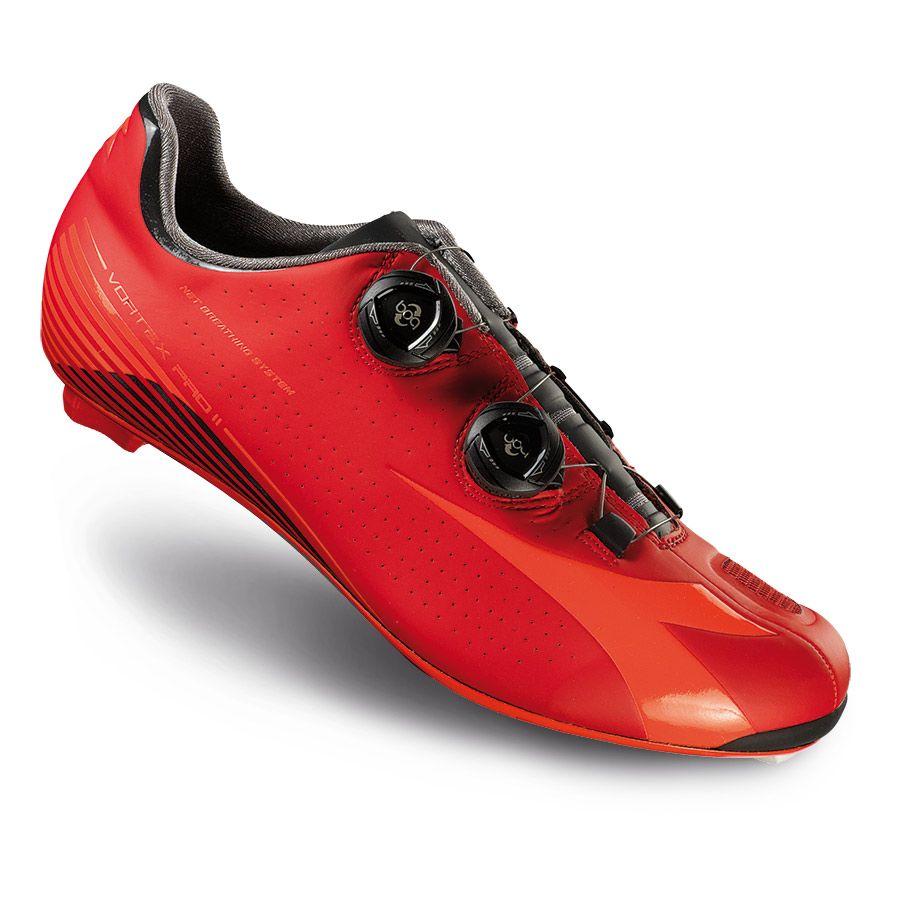 Chaussures Diadora VORTEX PRO II rouge   deporvillage