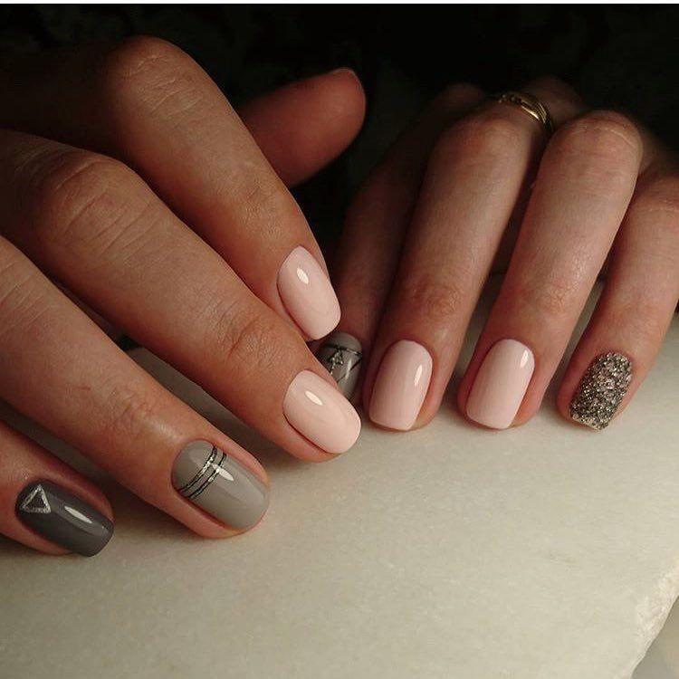 Nail Art #2861 - Best Nail Art Designs Gallery | Short nails, Short ...