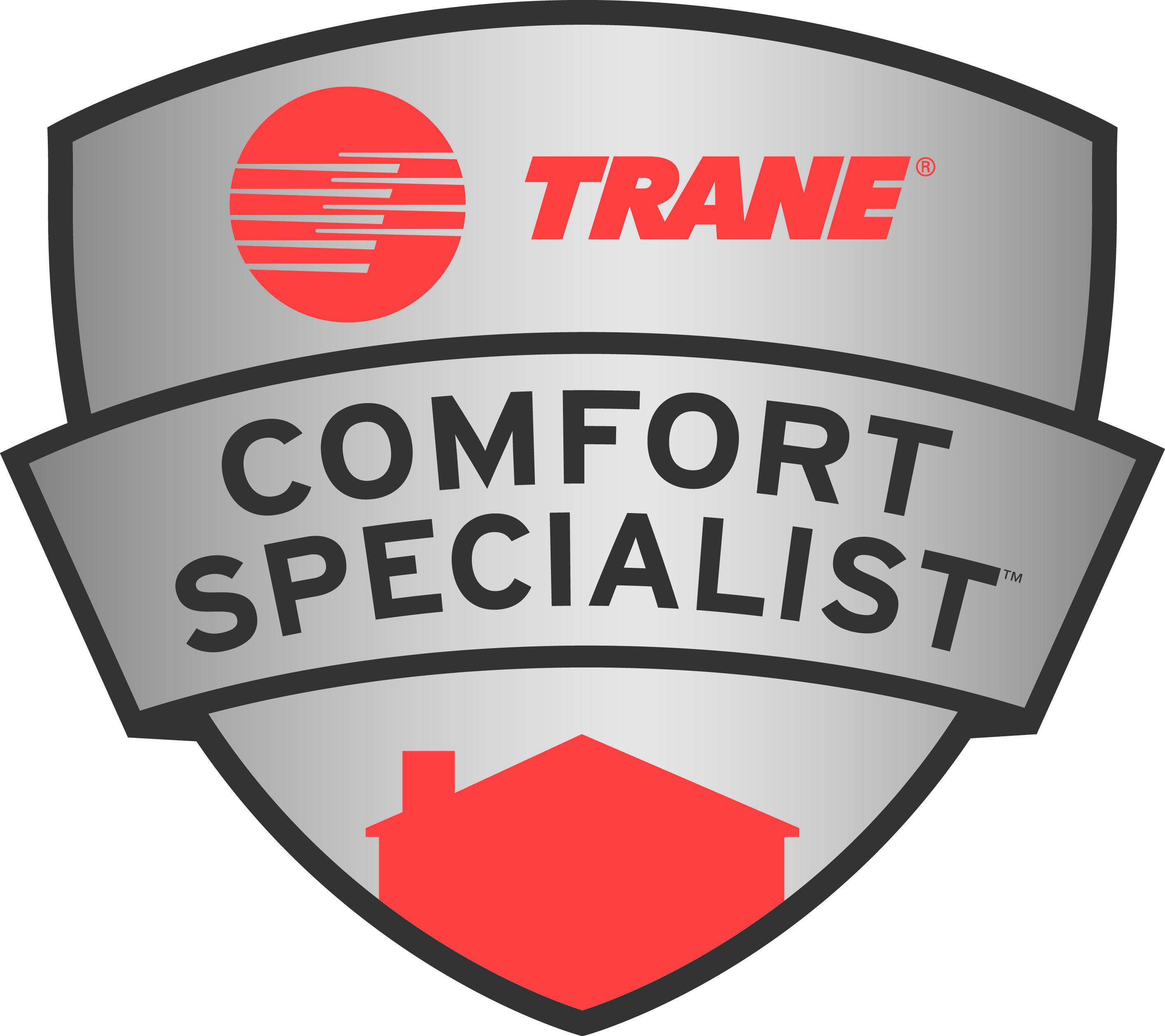 Andgar is a proud Trane specialist because we believe in