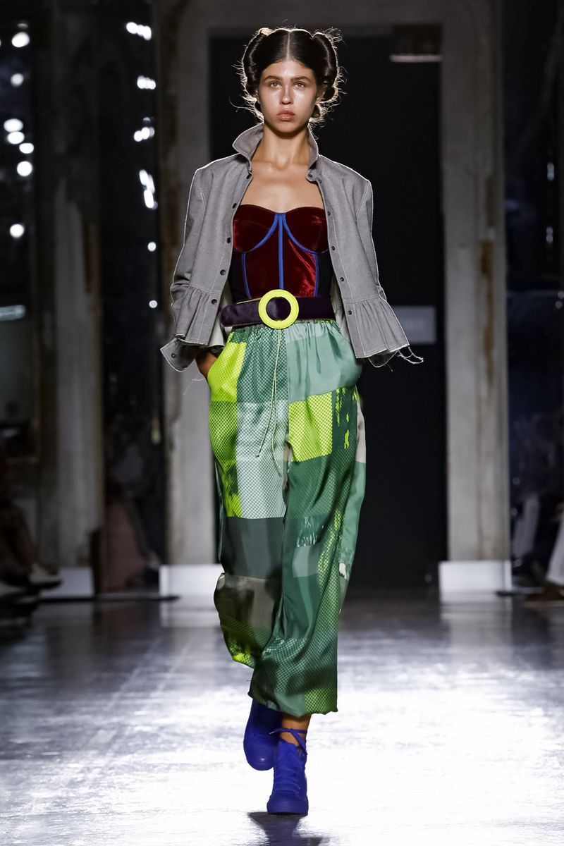 616d4d92f5fc Francesca Liberatore Ready To Wear Spring Summer 2019 Milan