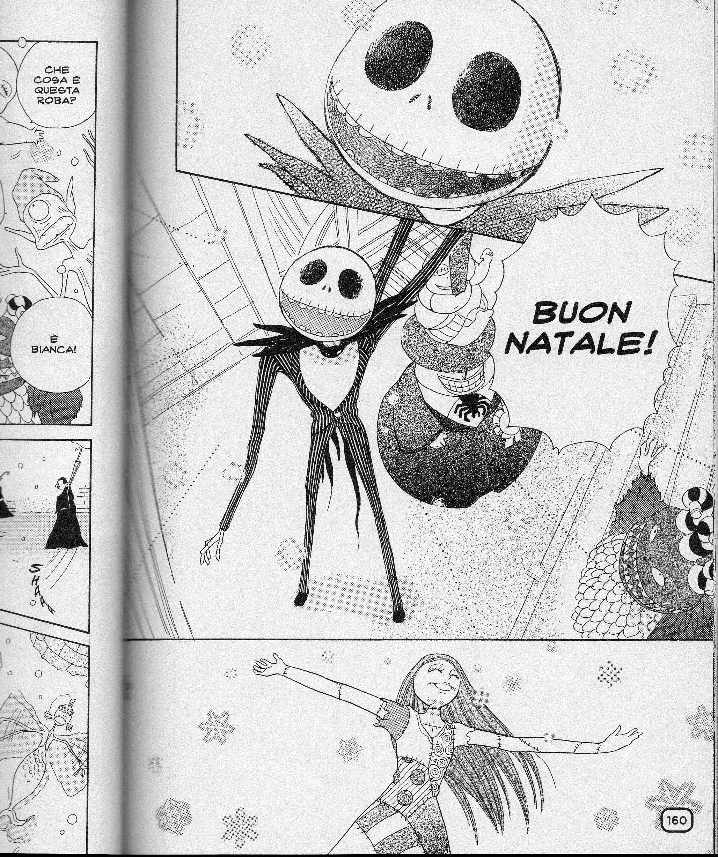Nightmare before Christmas manga Ita_33 | Nightmare before ...