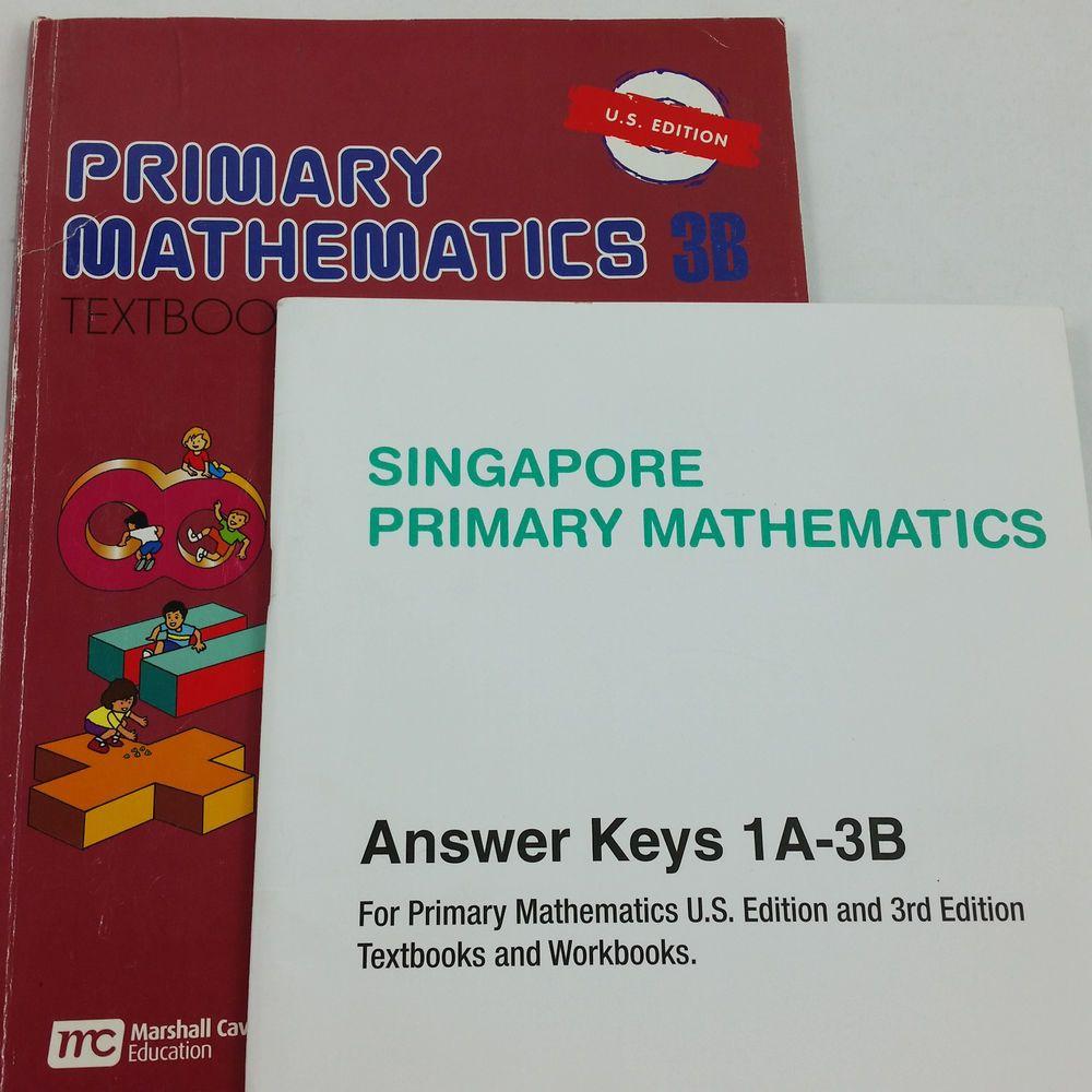 Workbooks primary mathematics workbook : Primary Mathematics 4B Textbook U.S. EDITION | Math textbook ...