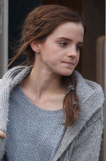 Emma Watson No Makeup – Celebs Without Makeup – fashion