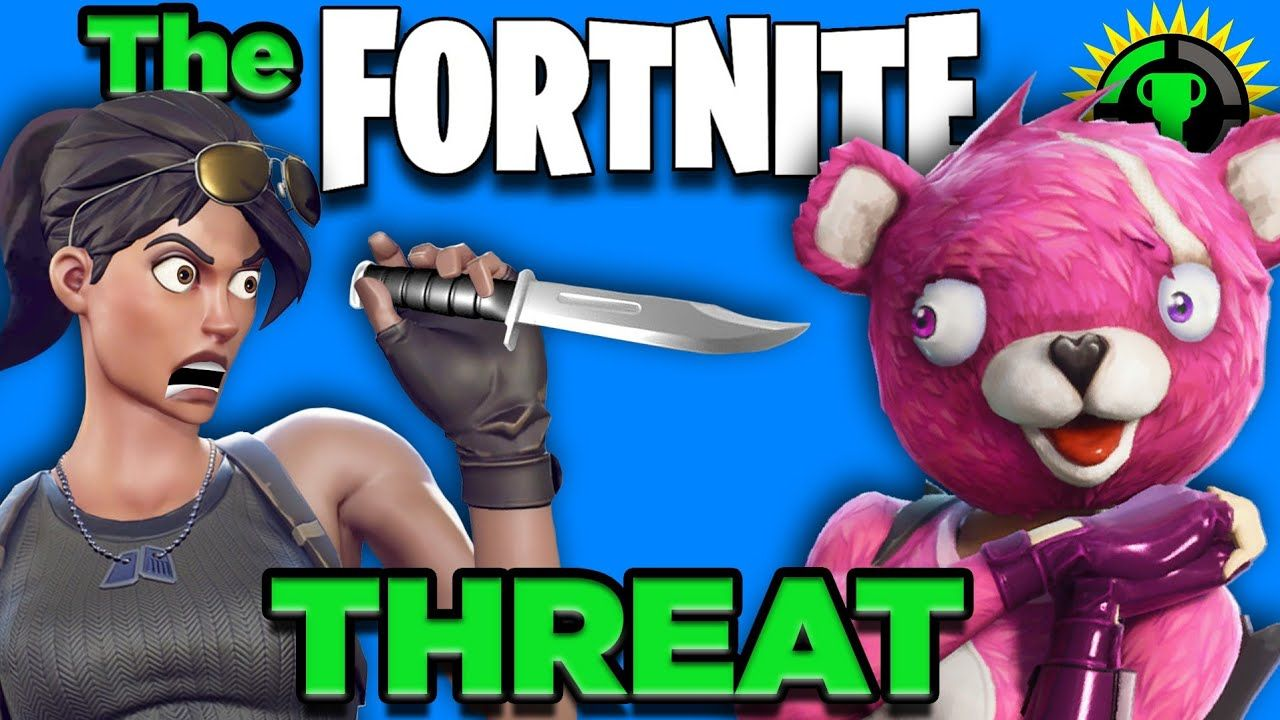 Game Theory Does Fortnite Make You Violent Fortnite