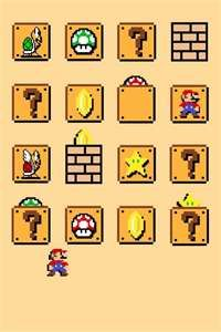 Super Mario Blocks