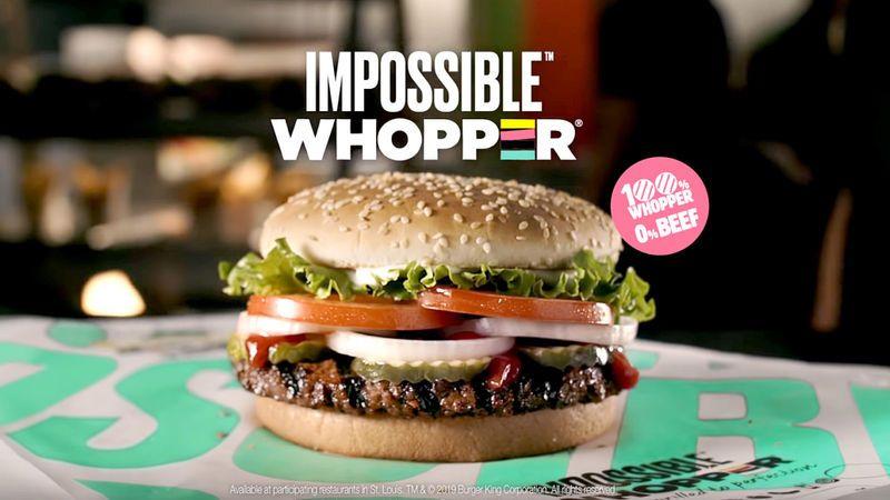 Ai Created Vegan Burgers In 2020 Impossible Burger Meatless Burgers Burger