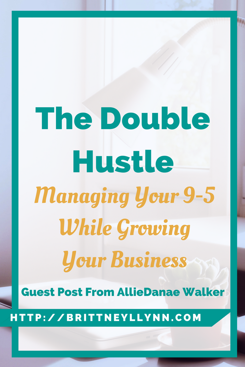 The Double Hustle Managing Your 95 Job While Growing