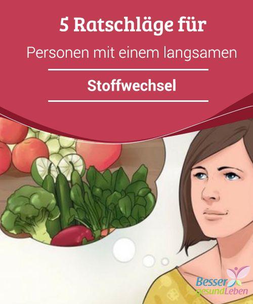 Natürliche Hausmittel für den Stoffwechsel - Stoffwechsel..