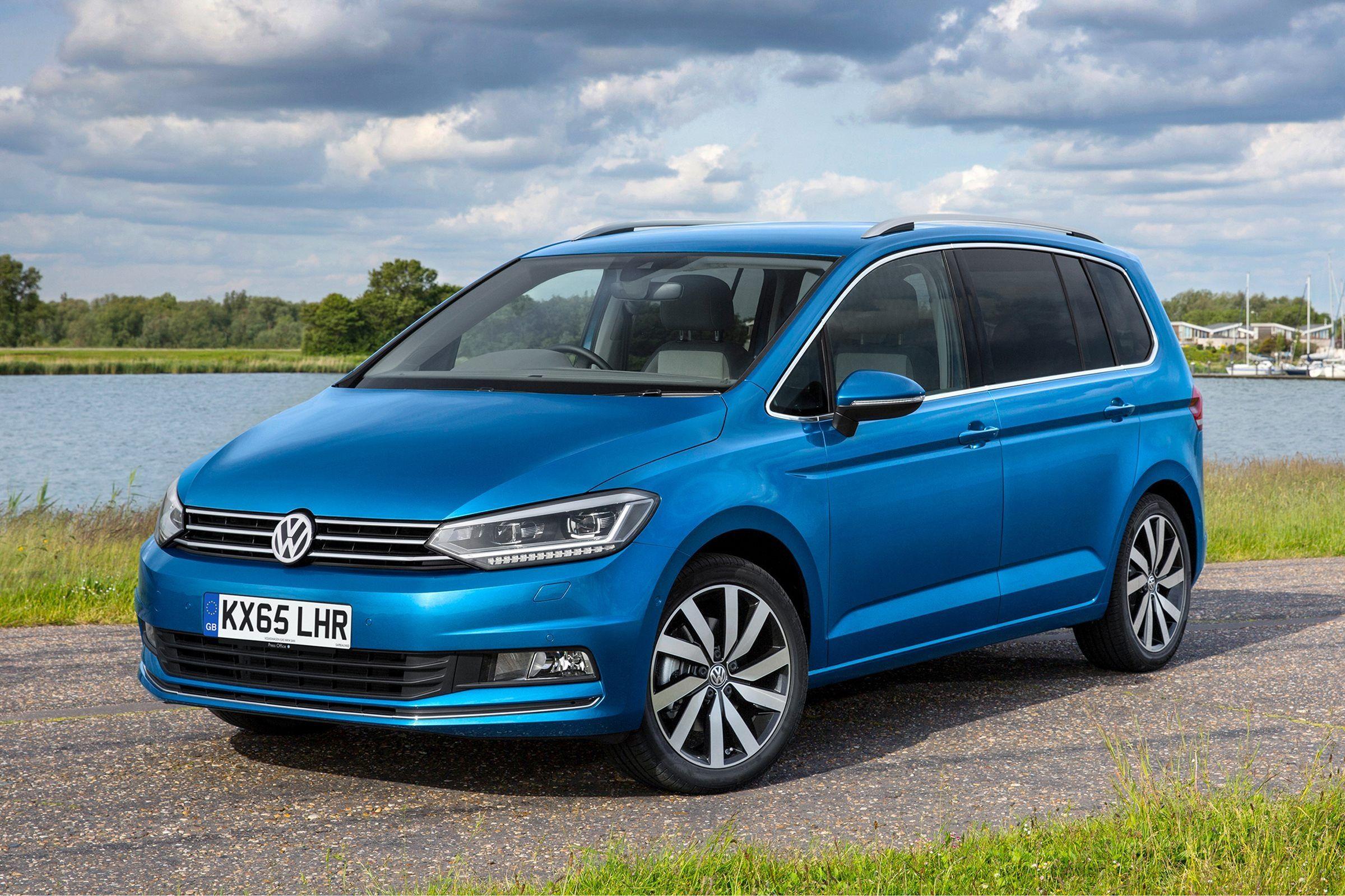 The VW Touran 2019 isn't close to luxurious, but it's hard ...