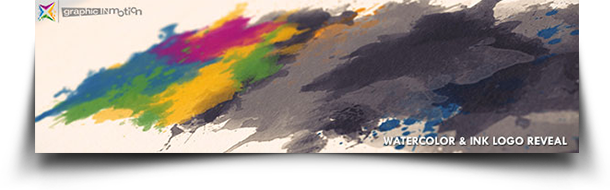 Particles Splash Logo Reveal in 2020 Logo reveal