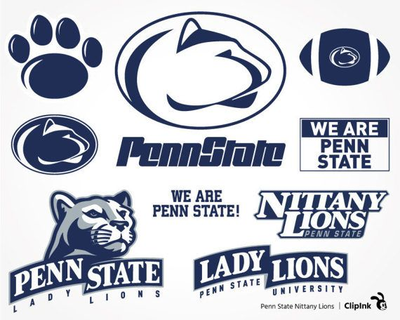 Image Result For Penn State Svg File Penn State Logo