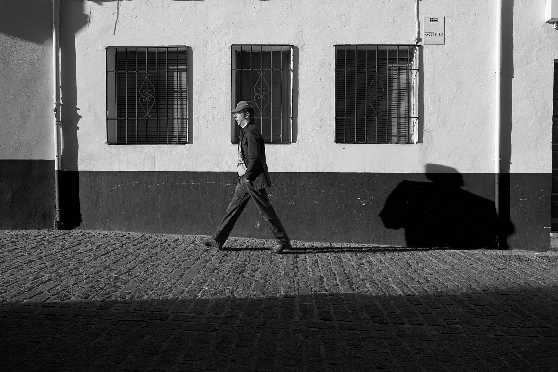 La mala sombra