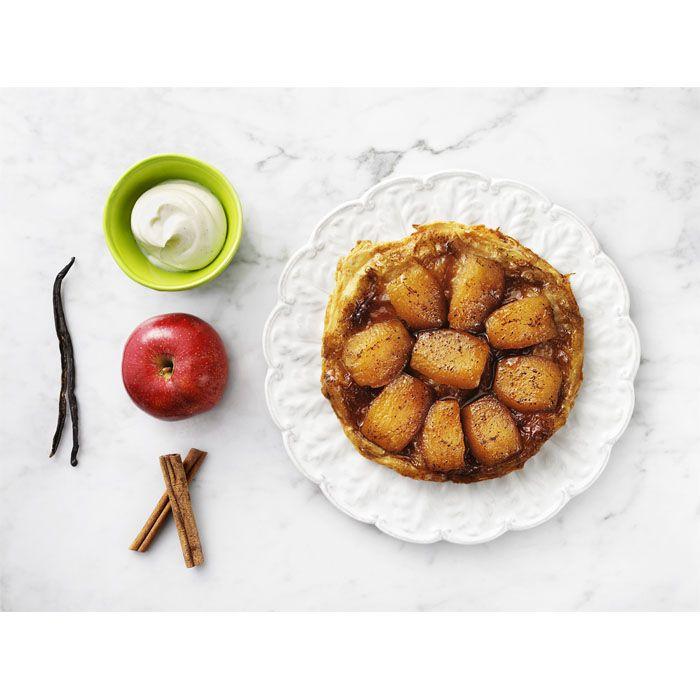 Wie macht ihr euren Apfelkuchen?