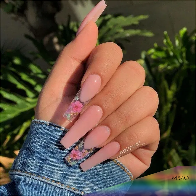 May 1 2020 84 Trendy Coffin Nails Design Ideas 43 Nailideas Coffinnails In 2020 Pink Acrylic Nails Coffin Nails Designs Aycrlic Nails
