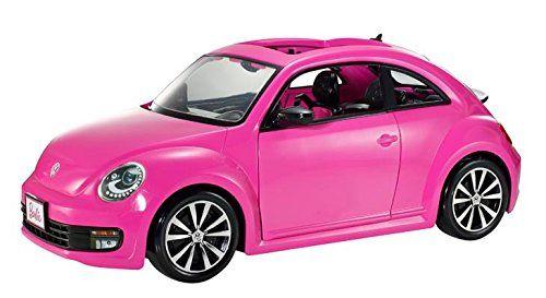 Barbie Volkswagen Beetle Bjp37 By Mattel Toys