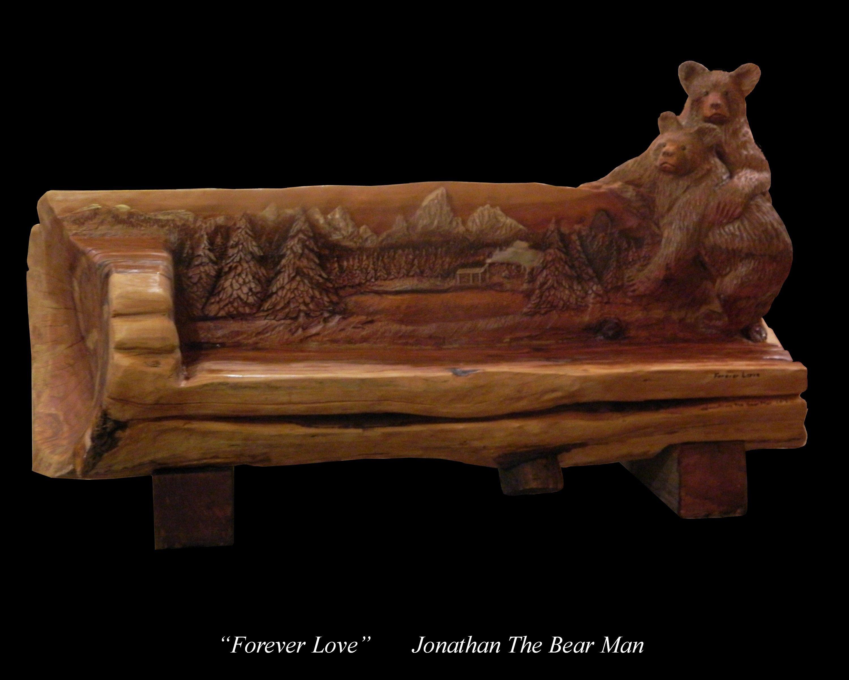 One big log incense cedar art of jonathan a labenne