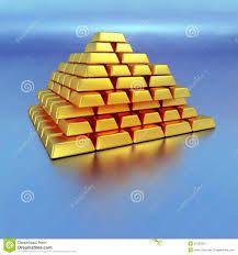 Image result for GOLD bricks