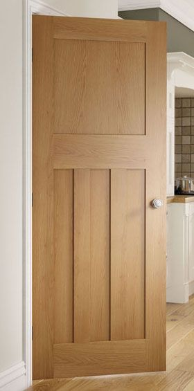 Cambridge Oak 1930 style Internal Door & Cambridge Oak 1930 style Internal Door | Interior doors ... Pezcame.Com