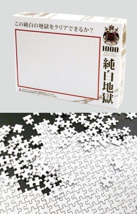 White Puzzle Jigsaw Puzzles Hard Puzzles Puzzle