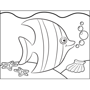 Coloring Pages : Coloring Pages Free Printable Ocean For Kids ... | 300x300