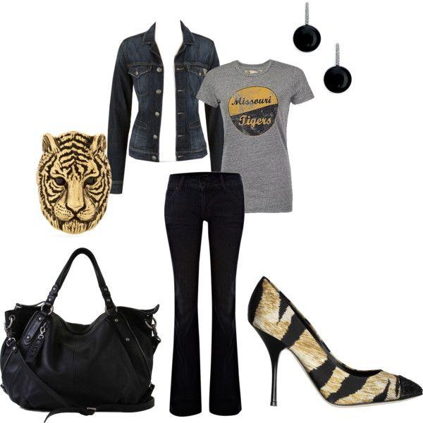 Outfit -- Missouri Tigers Mizzou