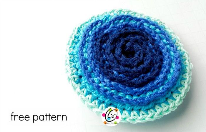 Free Pattern: Super Scrubbies | Tejido, Deco y Hogar