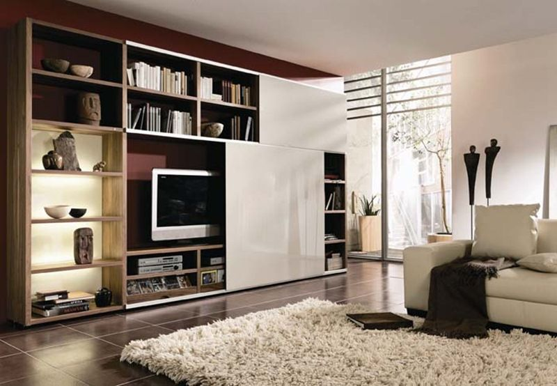 Awesome Living Room Cabinet #8: 1000+ Images About Living Room Cabinet On Pinterest   Modern Tv Wall Units, Cabinets And TVs