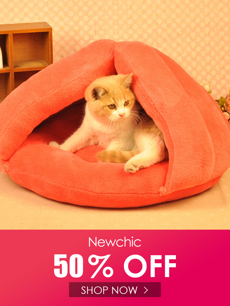 Cat Dog House Puppy Sleeping Bed Cushion Mat Pad Cave Pet Igloo Soft Kitten Nest Home In 2020 Pet Cushions Cat Kennel Cat Bed