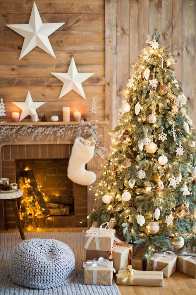 Addobbi Natalizi Happycasa.Addobbi Natalizi Decorazioni Originali Per La Casa Per Il Natale Casa Natalizia Decorazioni Albero Di Natale Idee Natale Fai Da Te