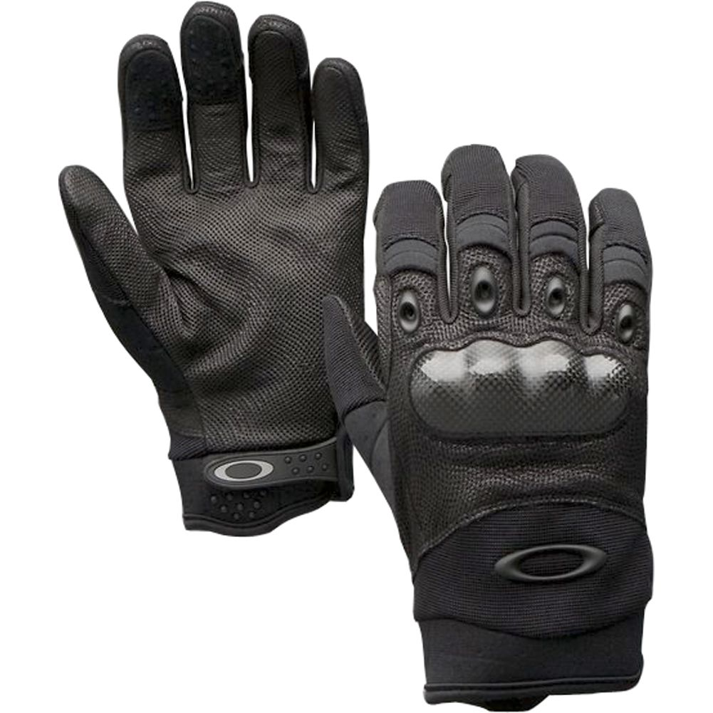 Black Oakley Gloves