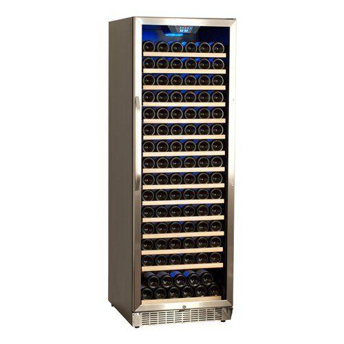 166 Bottle EdgeStar Built In Compressor Wine Refrigerator By LIVING DIRECT, INC.