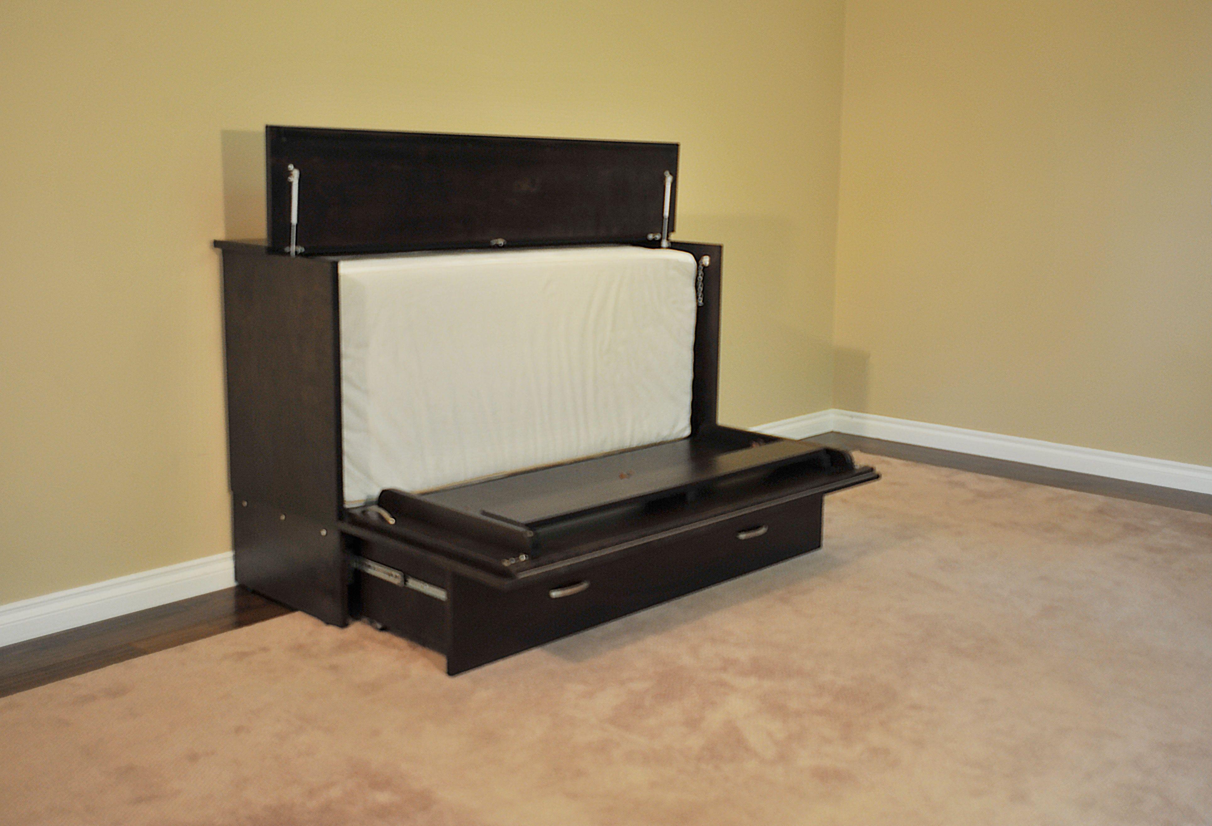 Cape Cod Deluxe Queen Bed (Murphy Bed) by